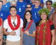 Hawai`i State Representative Kaniela Ing visits fishpond and Sanctuary