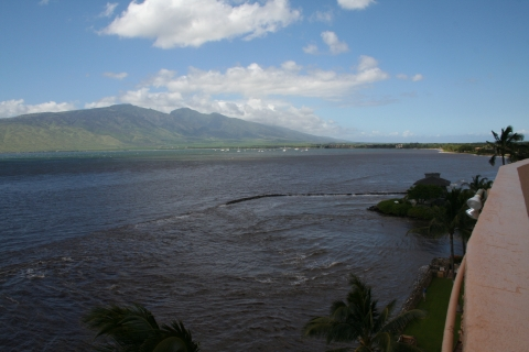 Ko`ie`ie Fishpond Survives Tsunami 1 Minute Video