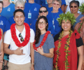 Hawai`i State Representative Kaniela Ing visits fishpond and Sanctuary