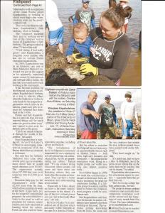 Maui News Article page 2