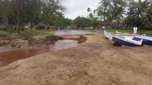 Park flooding